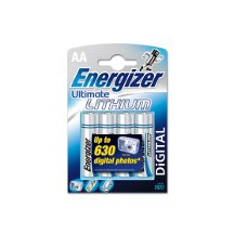 Energizer Ultimate Lithium 4 ks