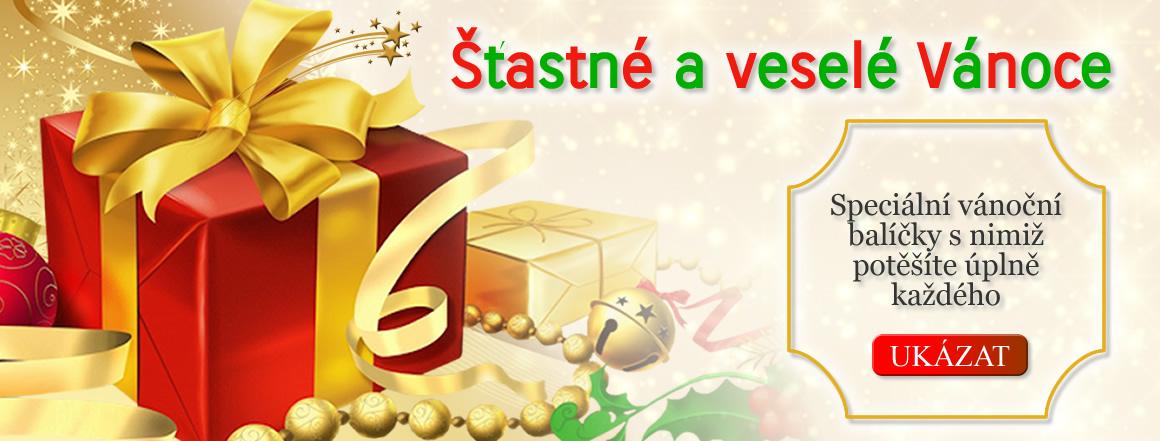 Vánoční balíčky pro každého