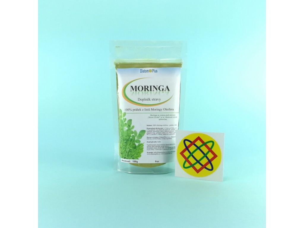 Moringa Oleifera DiatomPlus prások 100gr