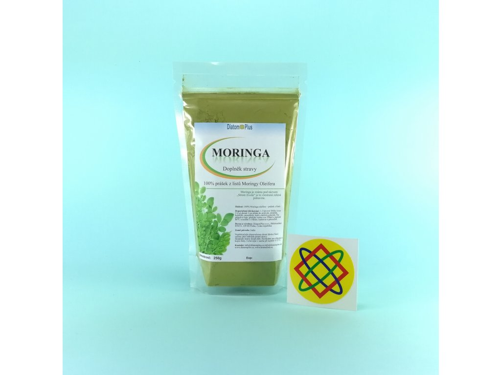 Moringa Oleifera DiatomPlus prások 250gr