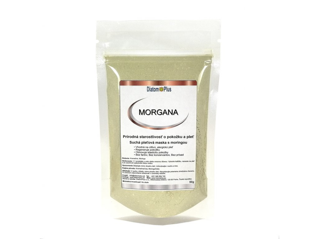 Morgana pleťová maska ZIP 50 gr