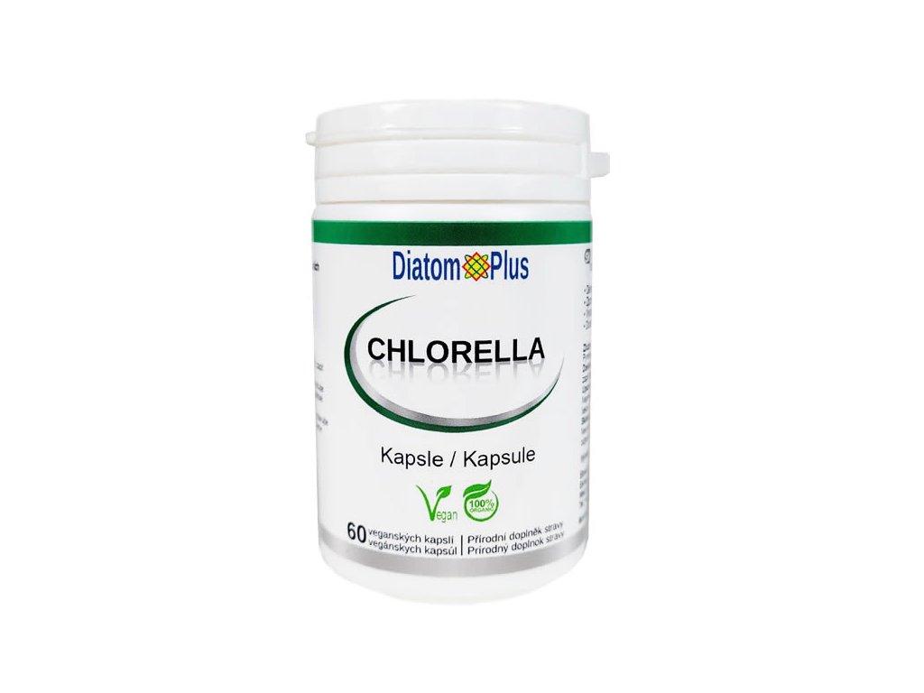 Chlorella DiatomPlus 60 kasplí