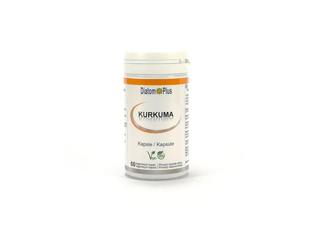 Kurkuma DiatomPlus kapsule 60