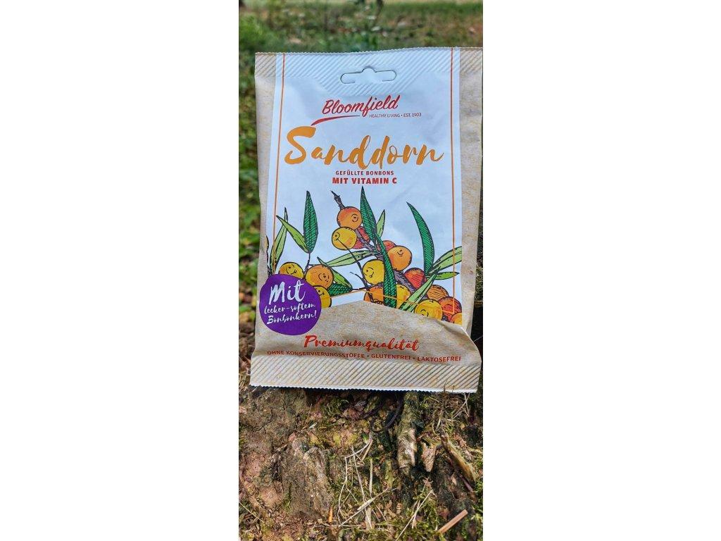bloomfield sanddorn gefullte bonbons mit vitamin c