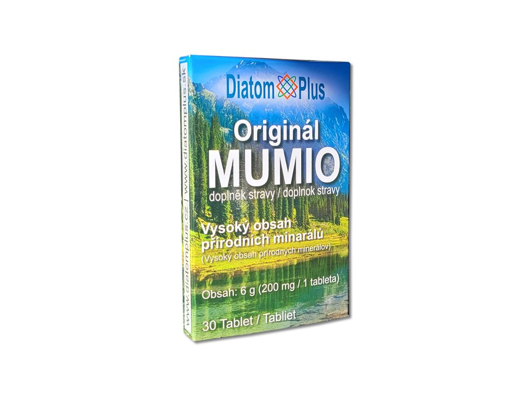 Mumio DiatomPlus 30 tablet