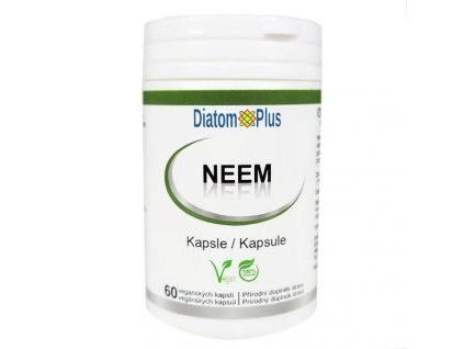 DiatomPlus Neem Nimba Kapsule 100Ks