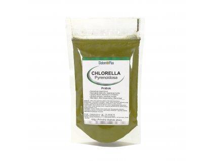 Chlorella Organic DiatomPlus prášok 100 gr