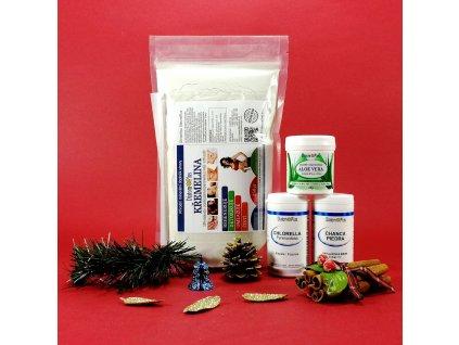 Vianoce DiatomPlus Sada Detoxikácia