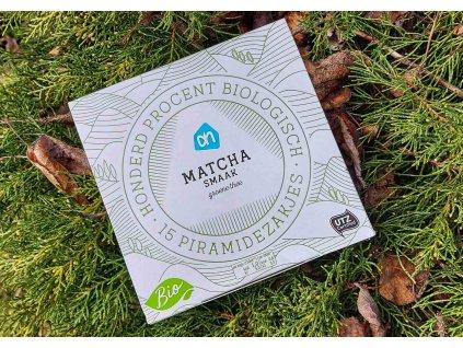 Matcha čaj Bio, 15 sáčků