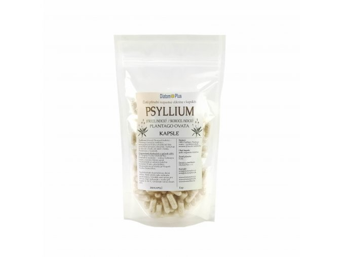 psyllium husk 250 cps