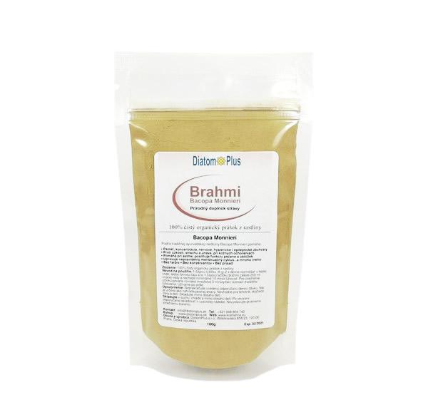 DiatomPlus Brahmi - Bacopa Monnieri 100gr