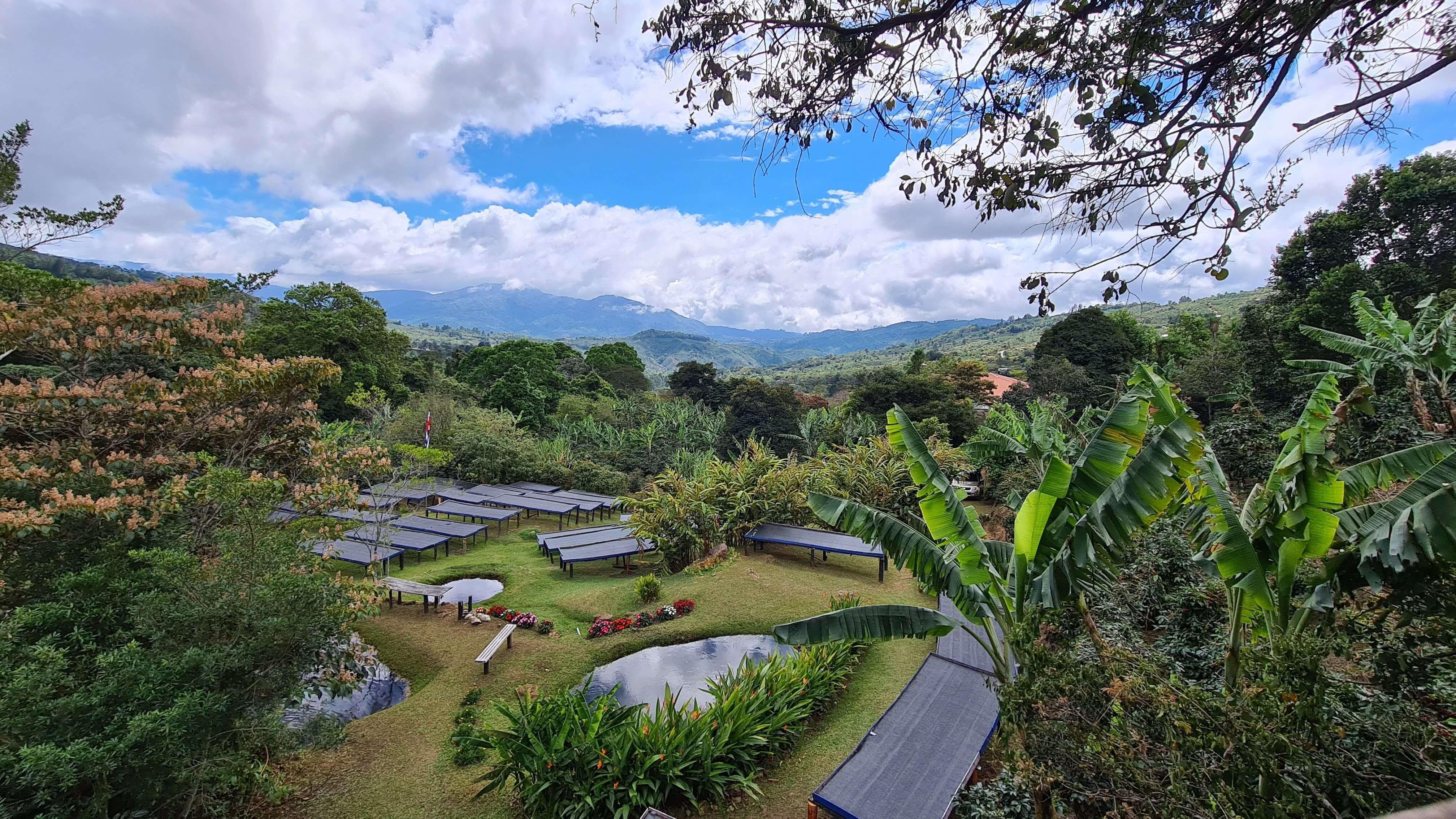 Výprava na organickú farmu do Kostariky