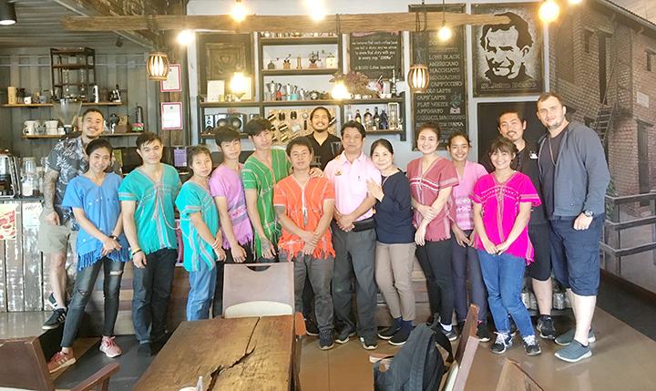 DiBosco Coffee Project