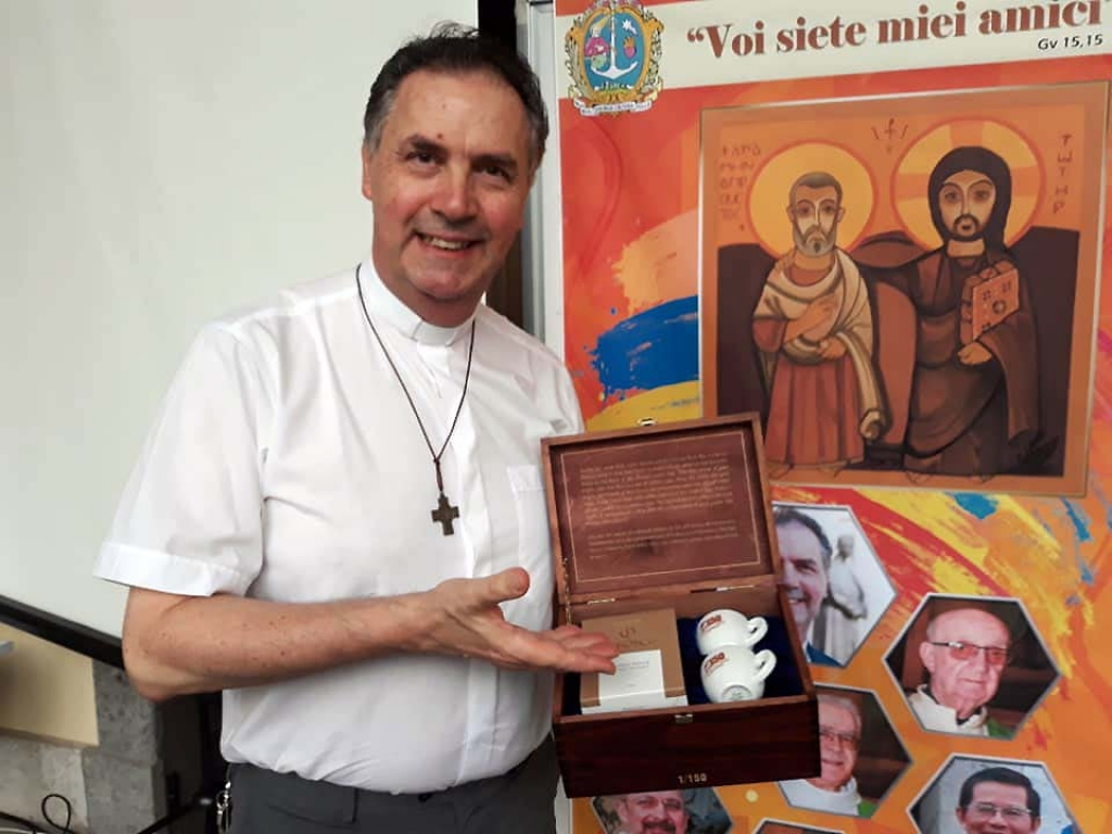 "RMG – After 150 years, the gift of the Past Pupils is renewed ... to today's ""Don Bosco"""