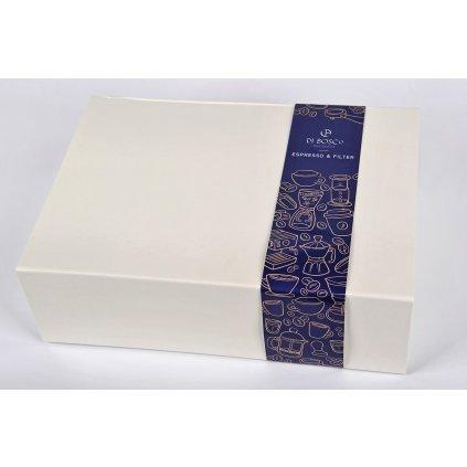 Darčekový box Exclusive - 2x500g kávy DI BOSCo podľa výberu