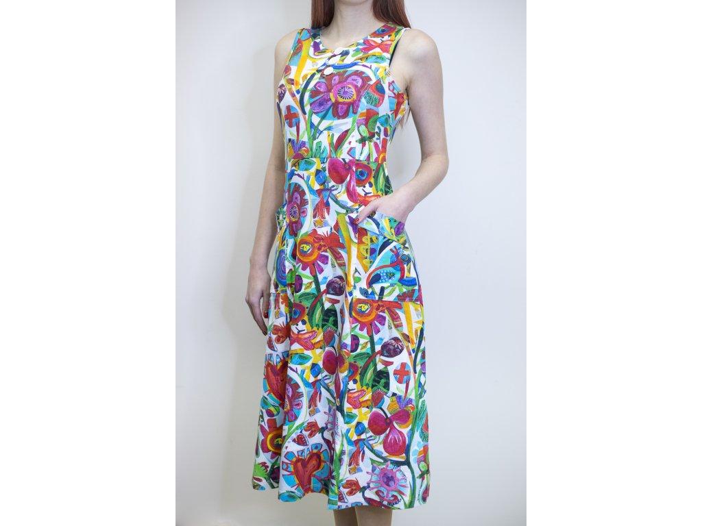 Letní šaty DOLCEZZA 21626