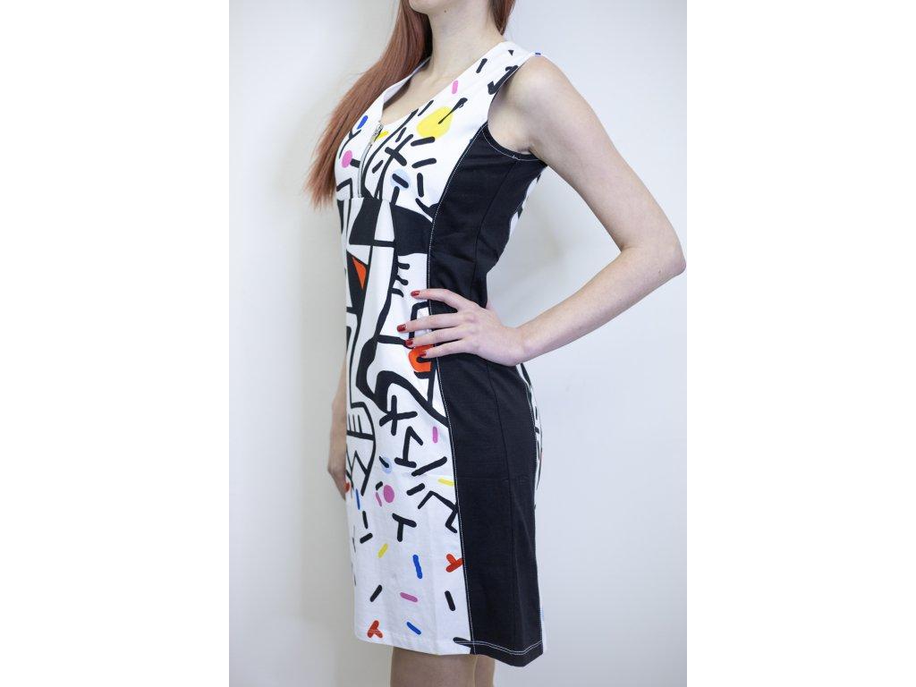Letní šaty DOLCEZZA 21674