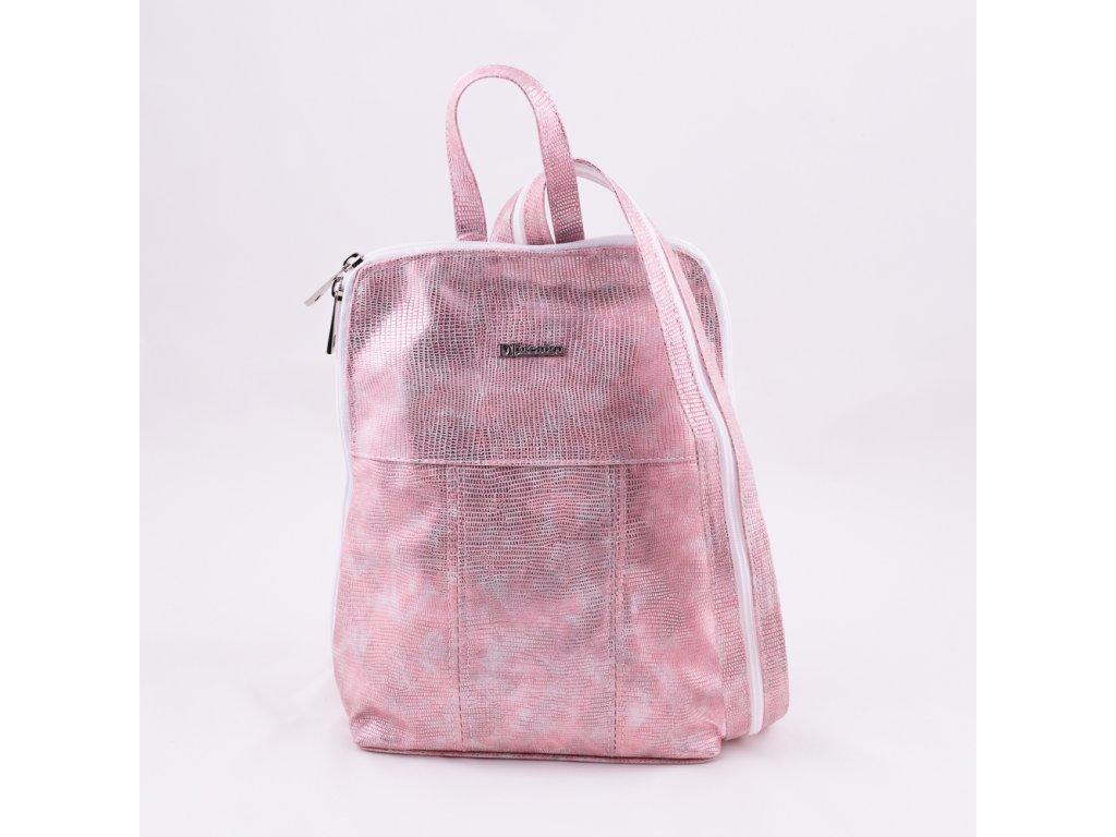 Batoh růžový