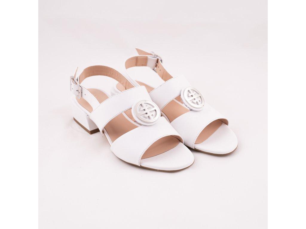 Sandály letní spona