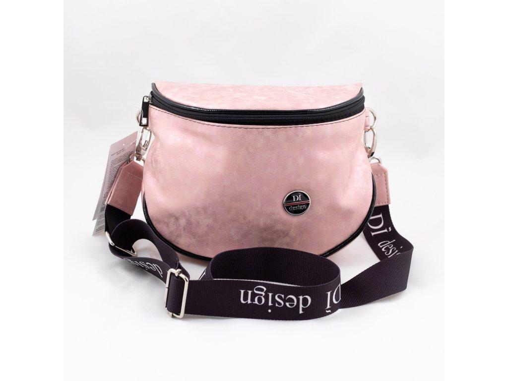 Dámská kabelka růžová 226