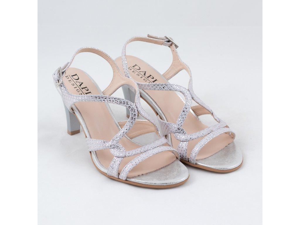 Sandály společenské 1645NB60