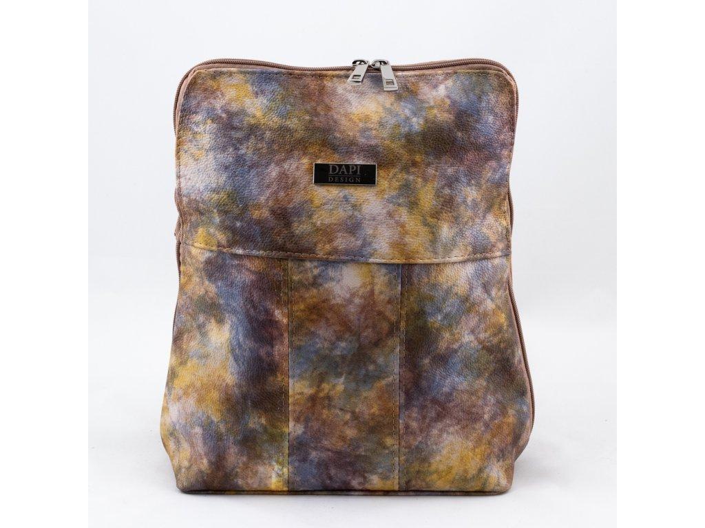 Batoh barevný 0222