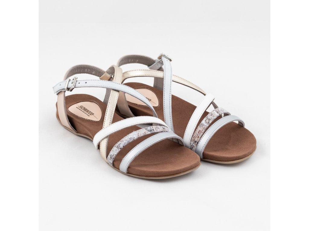 Sandály letní Fabrizio