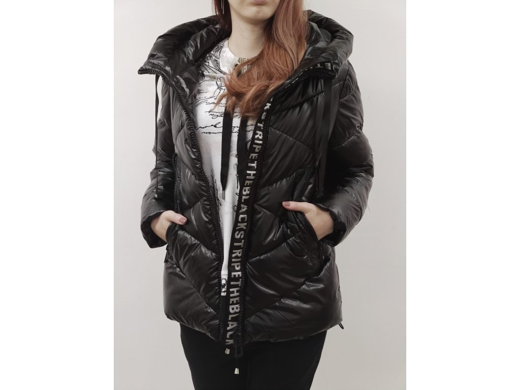 Bunda zimní černá-361531