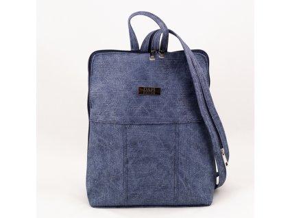 Batoh modrý 0222
