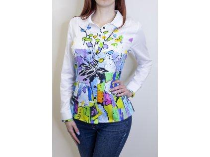 Košile barevná 21664
