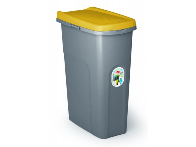 smetny kos na triedenie odpadu eco home system 40 litrov
