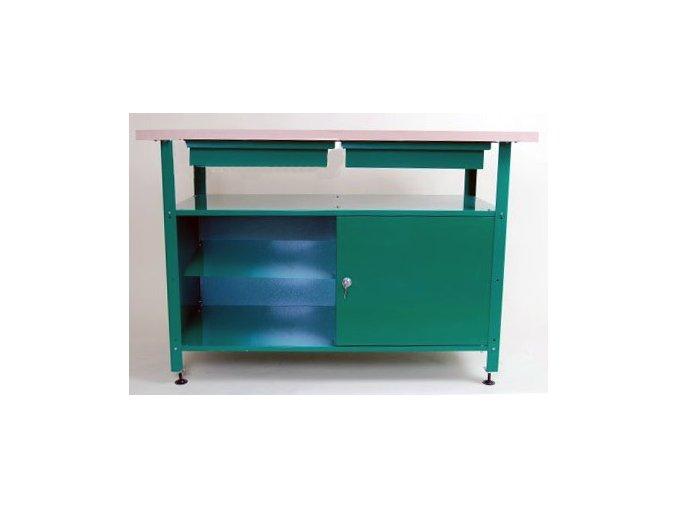 Dielenský stôl ekonomický, typ 1, 80x120x60 cm