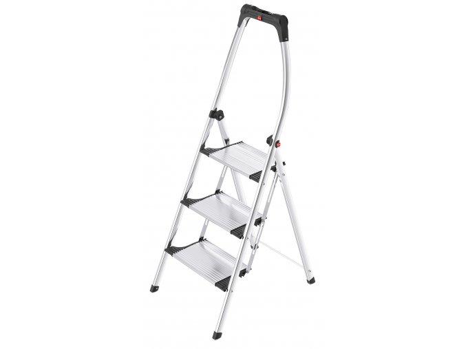Hliníkové schodíky LivingStep Comfort Plus 3 stupne