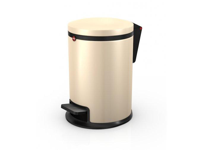 Nášľapný kozmetický kôš Hailo Pure.S, 3 litre, vanilka
