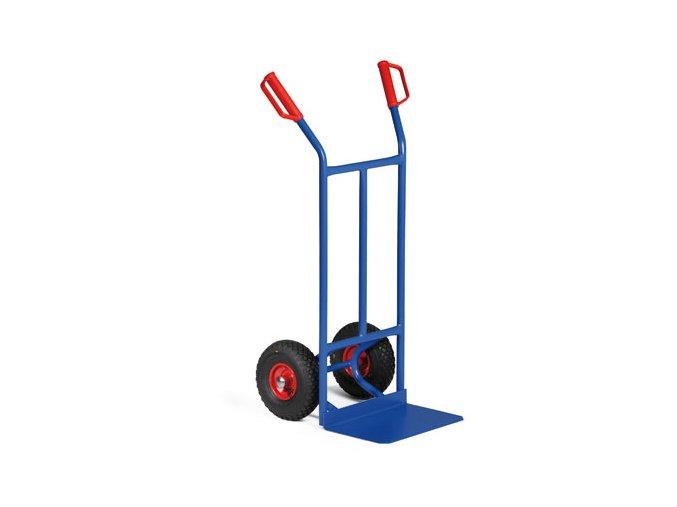 Rudla klasik, 200 kg, plné kolesá