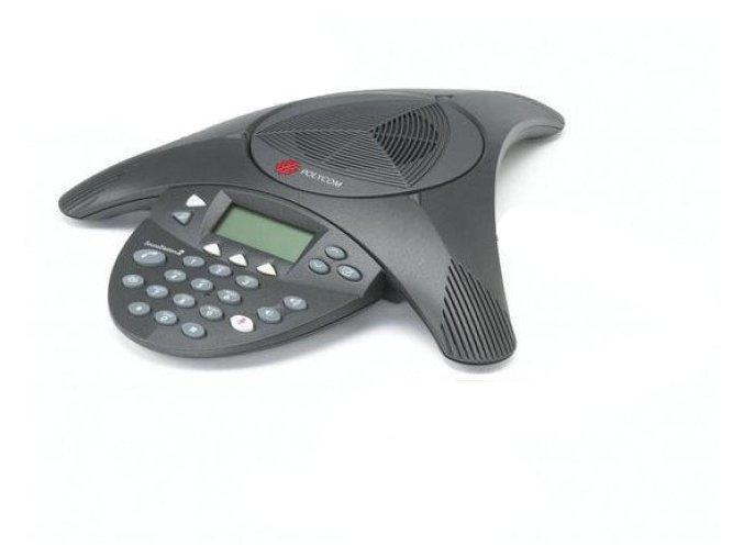 Soundstation 2 LCD (s možnosťou pripojenia externých mikrofónov)