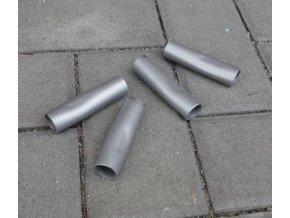 Jeden pár spojovacieho materiálu pre stojan na bicykle interiér