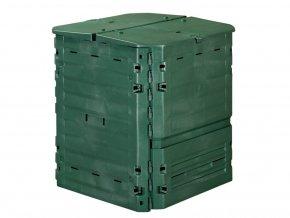 Záhradný plastový kompostér THERMOKING 400 l