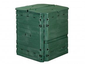 Záhradný plastový kompostér THERMOKING 600 l