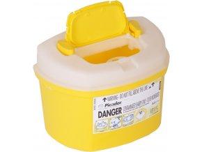 nadoba na nemocnicni odpad 3,5 litru