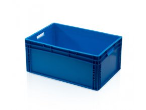 Euro prepravka modrá 27 x 60 x 40 cm