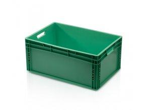 Euro prepravka zelená 27 x 60 x 40 cm
