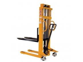 Ručný vysokozdvižný vozík, do 1 000 kg, výška zdvihu 2 500 mm