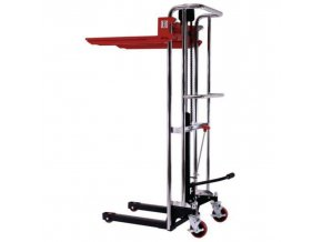 Ručný vysokozdvižný vozík, do 400 kg, výška zdvihu 1 500 mm