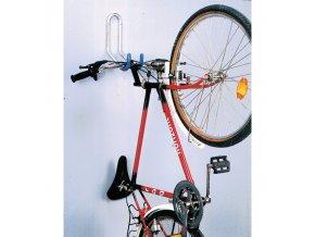 Nástenný držiak na bicykel - za riadidlá