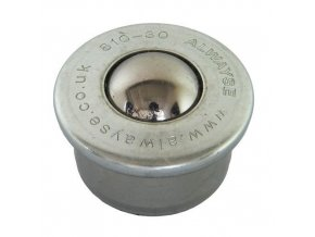 kulickova kladka s prirubou pro nasouvani prumer 30 mm 1650185a