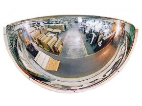 Hemisférickou zrkadlo 1150