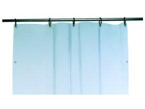 Ochranné závesy, transparentný číry, š 1,4 m, v 1,8 až 2,8 m