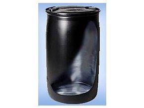Plastový sud na horľavé kvapalné látky so zátkami 220L