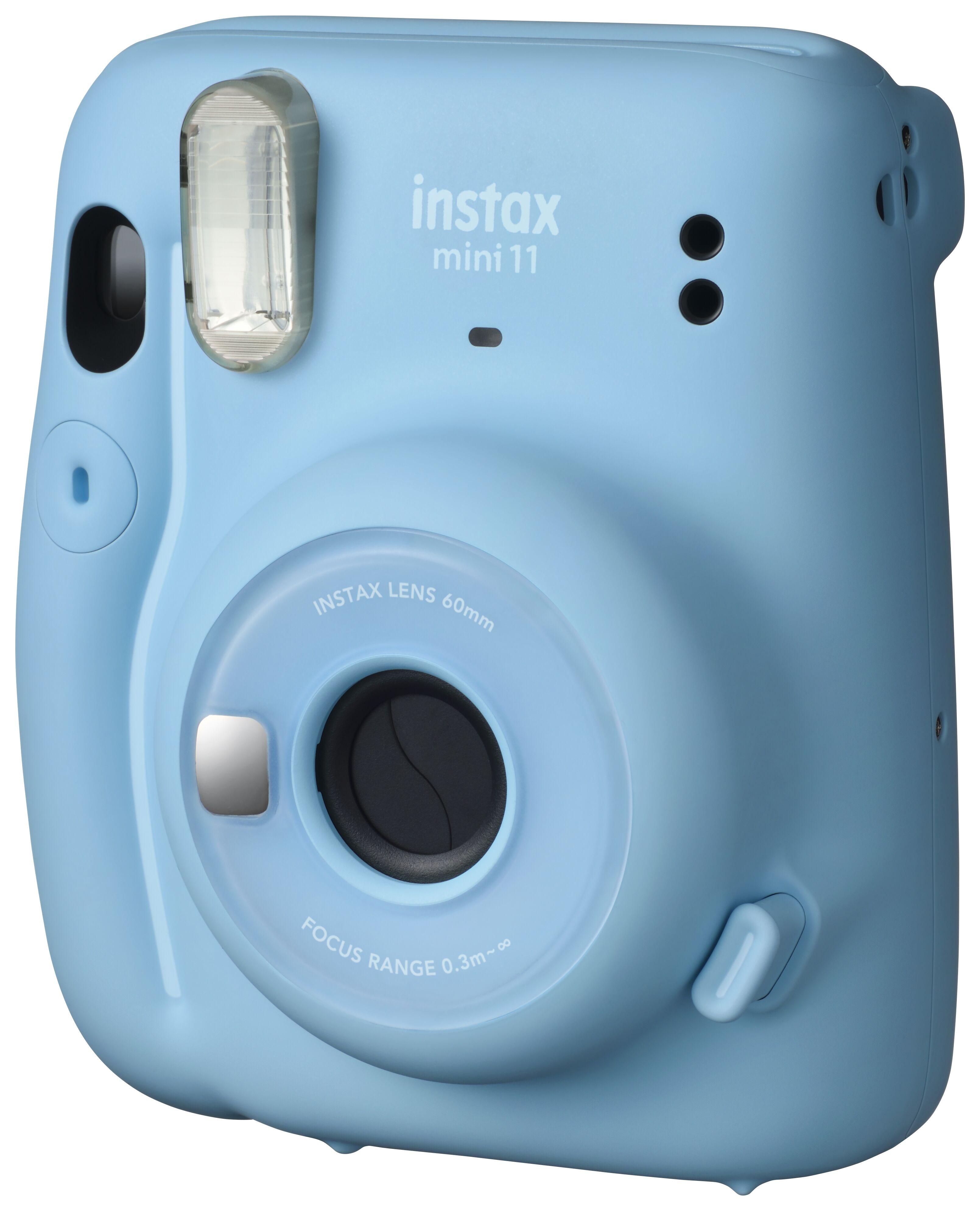 FUJIFILM představil fotoaparát instax mini 11 s okamžitým tiskem fotek